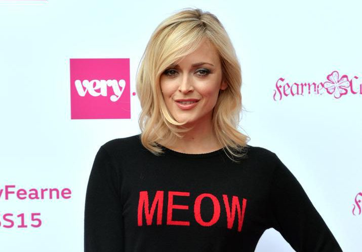 Fearne Cotton kicks off LFW SS15 with spectacular circus show – had fire and glitter and EVERYTHING