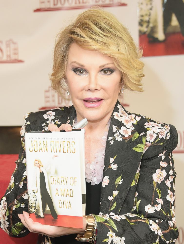 Melissa Rivers to film special episode of Fashion Police as part of Joan Rivers Day