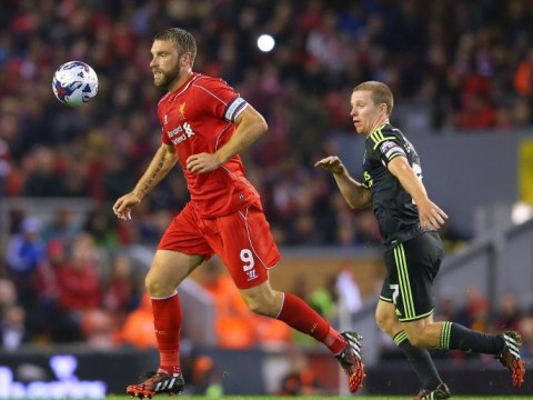 Rickie Lambert needs a regular run of games to find his form at Liverpool after below-par full debut