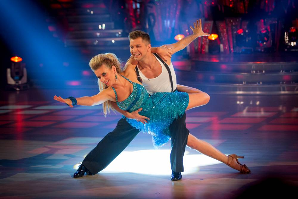 Strictly Come Dancing's Pasha Kovalev confirms he is dating Rachel Riley months after her marriage breakdown