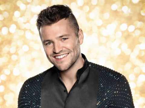 Strictly Come Dancing 2014: Mark Wright wows with his performance then sheds a little tear