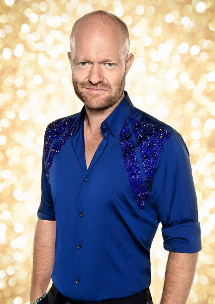 Jake Wood Strictly Come Dancing