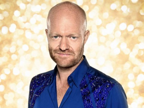 EXCLUSIVE: Strictly Come Dancing 2014 contestant Jake Wood 'shy' about showing off dance moves on EastEnders set