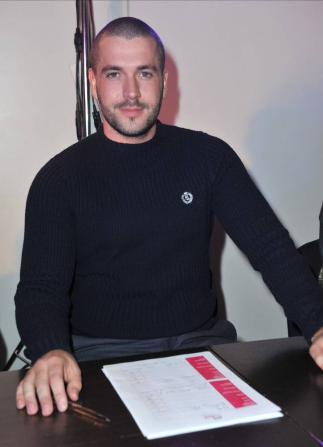 2 Sep 2014 - MANCHESTER - UK  SHAYNE WARD ALONG WITH DJ STU TOLIN A SPONSOR FROM JUICY COUTURE AND CHERYL COLE CHORIOGRAPHER JUDGING THE KEY 103 RADIO SEARCH FOR A GIRL BAND PANEL WHICH WILL BE MENTORED BY FORMER HEARSAY SINGER KYM MARSH.  BYLINE MUST READ : XPOSUREPHOTOS.COM  ***UK CLIENTS - PICTURES CONTAINING CHILDREN PLEASE PIXELATE FACE PRIOR TO PUBLICATION ***  **UK CLIENTS MUST CALL PRIOR TO TV OR ONLINE USAGE PLEASE TELEPHONE   44 208 344 2007 **