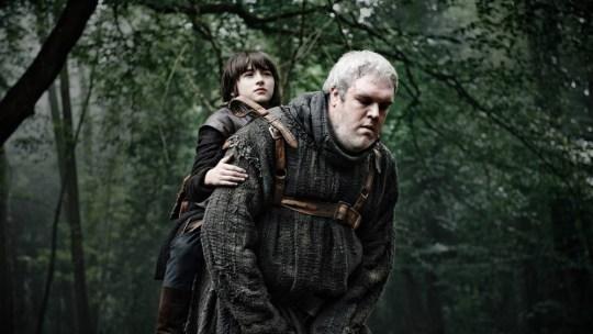 Bran Stark, Hodor, Game Of Thrones