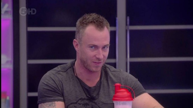 Celebrity Big Brother 2014 - James Jordan