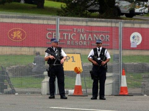 Fences used at Nato summit to be sent to Calais to stop illegal immigrants entering Britain