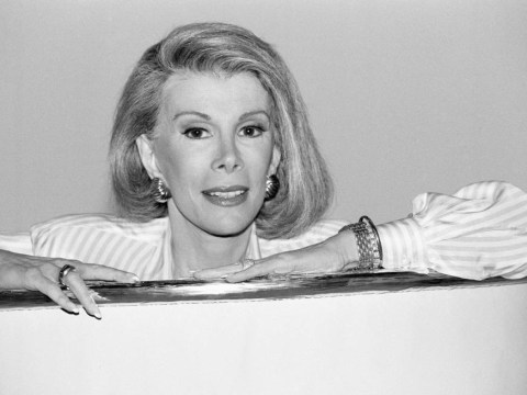 Joan Rivers: Her 11 best one liners about men, sex and the art of love-making