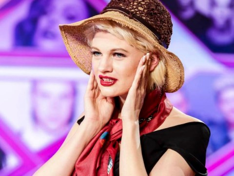 The X Factor 2014: Wannabe Chloe-Jasmine Whichello denies dating former Young Apprentice contestant Harry Maxwell