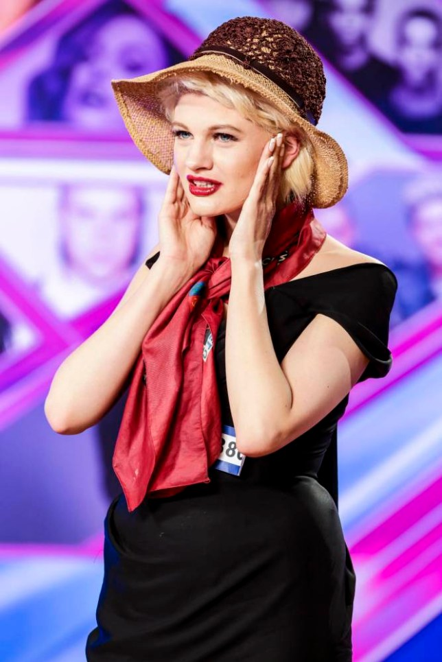 Chloe Jasmine - The X Factor 2014
