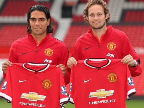 Radamel Falcao: I want to make permanent Manchester United transfer