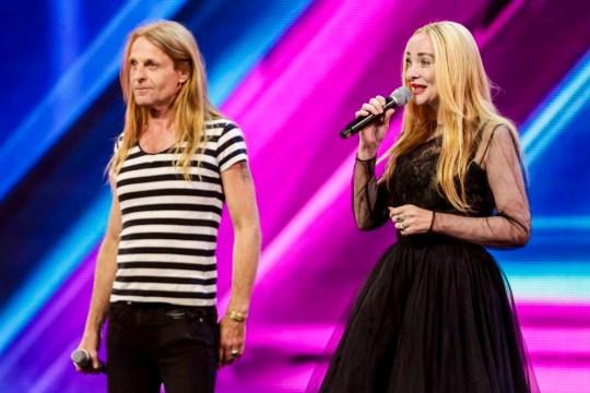 The X Factor 2014 The Courtesans