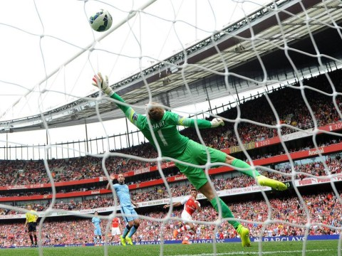 Five things we learned from Arsenal's draw with Manchester City