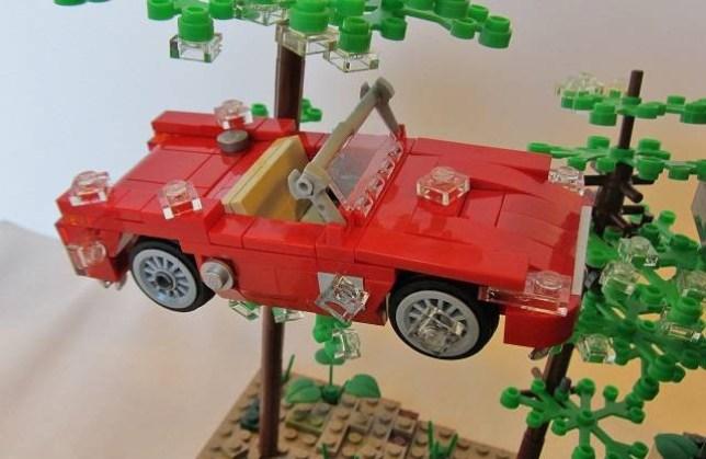 Ferris Bueller's Day Off Lego