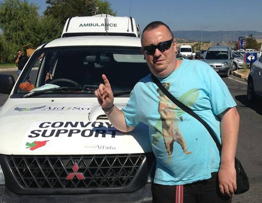 'Well liked' cabbie turned charity worker Alan Henning ignored warnings not to go to Syria before being snatched by IS terrorists