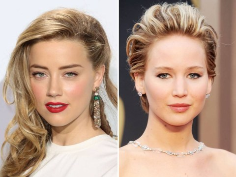 Password change needed: New Jennifer Lawrence and Amber Heard naked photos leaked