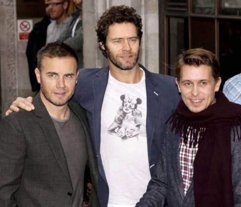 Take That EXCLUSIVE: All the boys thought about calling it a day, admits Mark Owen