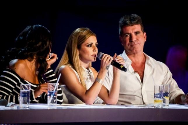 The X Factor 2014 - Cheryl Cole