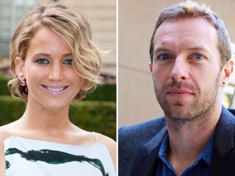 Jennifer Lawrence shocker! Chris Martin's already keen to introduce his new girlfriend to his kids
