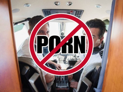 Stop displaying porn in the cockpits, airline tells pilots