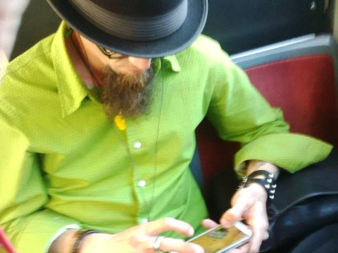 'Leprechaun' who refused to give spare seat to bus passenger gets a public shaming