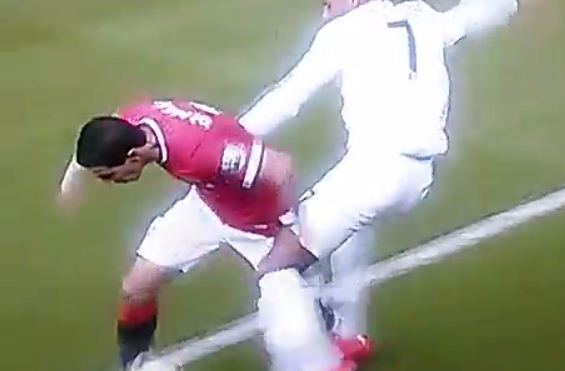 Angel Di Maria's magic spinning backheel sums up impressive Manchester United home debut