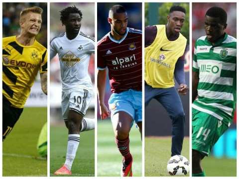 Five players Arsenal could still sign before the end of transfer deadline day, including Marco Reus and Wilfried Bony
