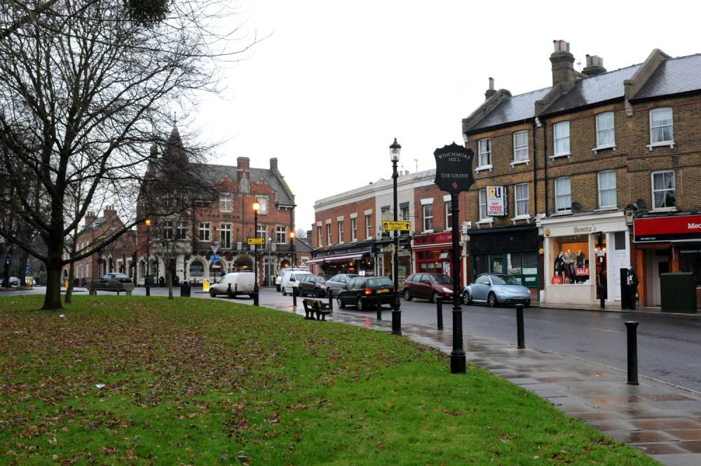 Neighbourhood watch: Winchmore Hill and Palmers Green