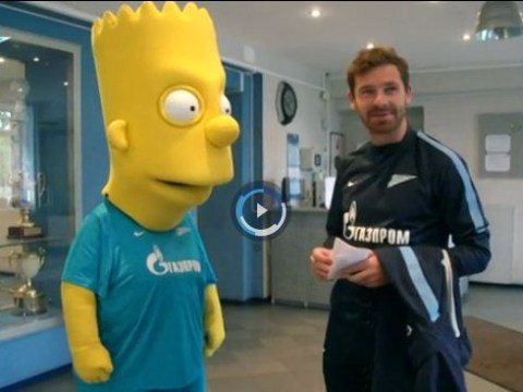 Zenit St Petersburg make huge transfer deadline day coup – by signing Bart Simpson