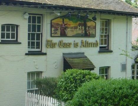 The 10 weirdest pub names in London