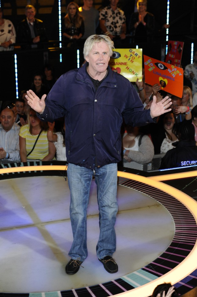 Celebrity Big Brother 2014 Gary Busey