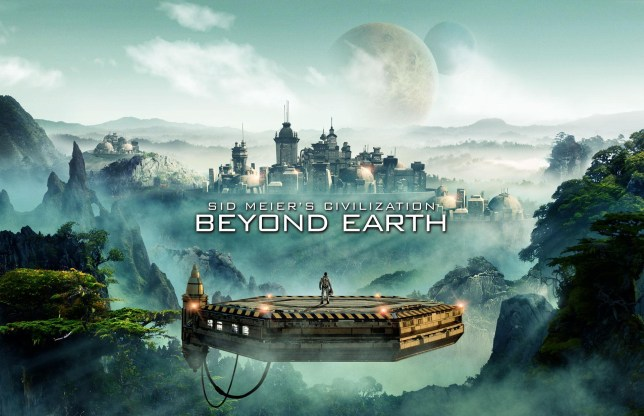 Civilization: Beyond Earth - the stars your destination