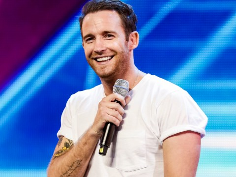 EXCLUSIVE: X Factor's Jay James eyes James Blunt as his chart rival