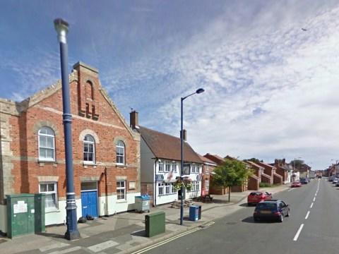 Boy, 17, arrested on suspicion of raping elderly woman