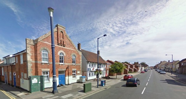 The alleged rape happened in the Felixstowe High Street area (Picture: Google Street View)
