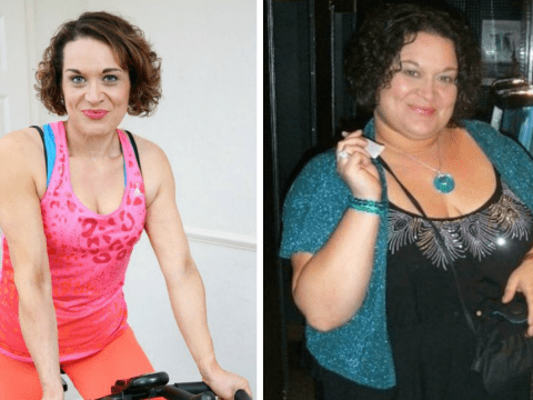 No gastric band or a fad diet – I lost 10st on a £20 exercise bike