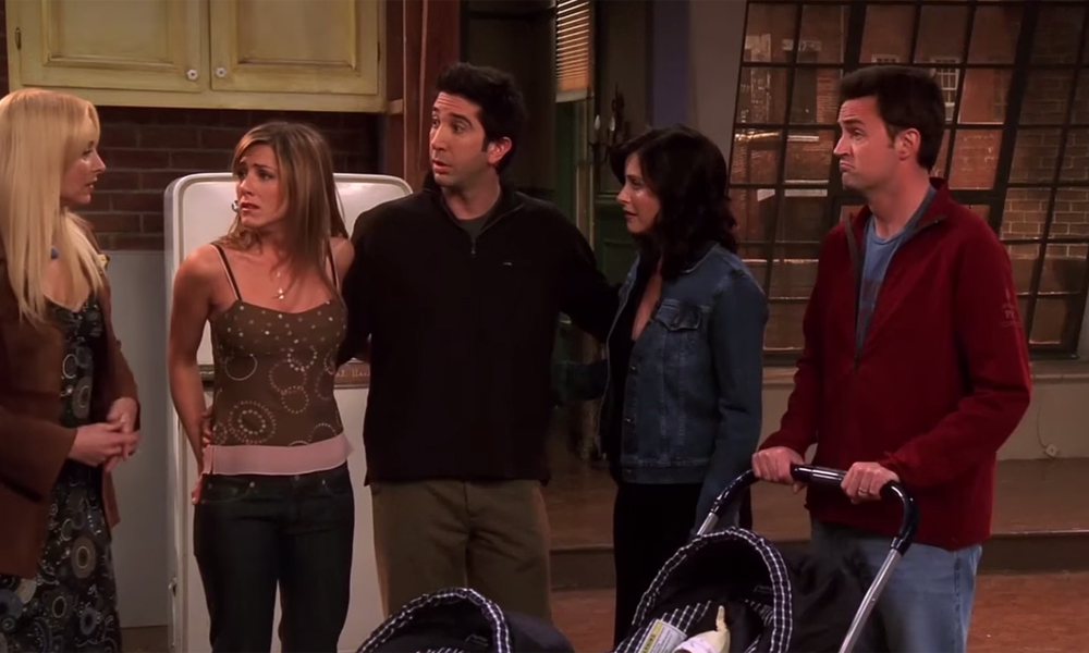 Friends video 'The One With 236 Seconds' squeezes a whole bunch of classic clips into just four minutes