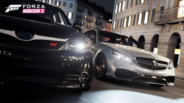 Forza Horizon 2 (XO) - open-ended racing