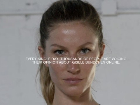 Supermodel Gisele Bundchen faces down her worst critics in inspirational new sports ad