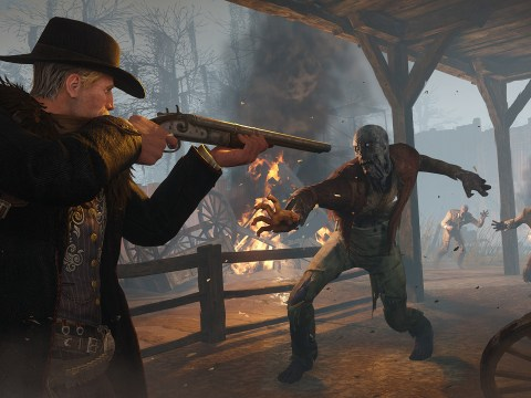 HUNT: Horrors Of The Gilded Age preview – Left 4 Mercenaries