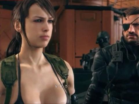 Metal Gear Solid V 20 minute gameplay trailer – 2015 release confirmed
