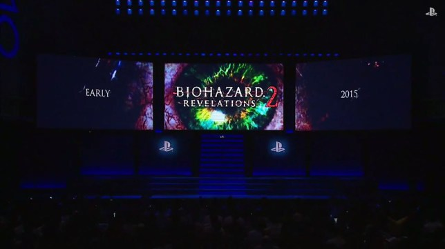 Biohazard being the Japanese name for Resident Evil