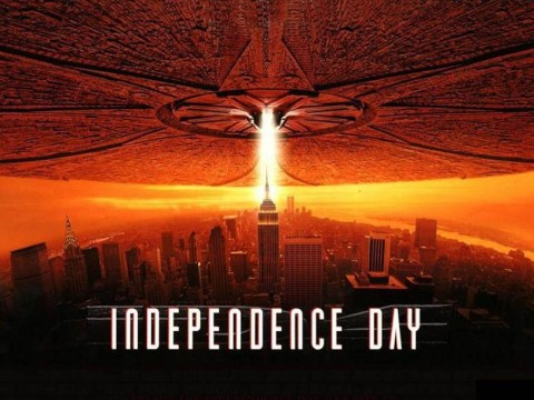 Scottish referendum: Someone mocked up a British version of the Independence Day movie poster