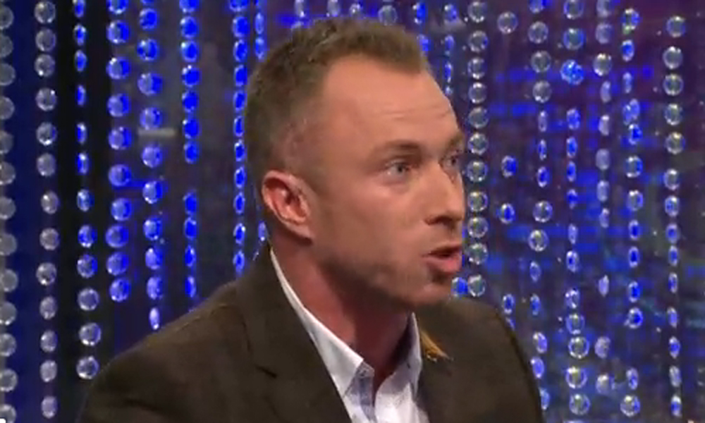 James Jordan has been live-tweeting the Strictly Come Dancing final. And we think we know who he's supporting