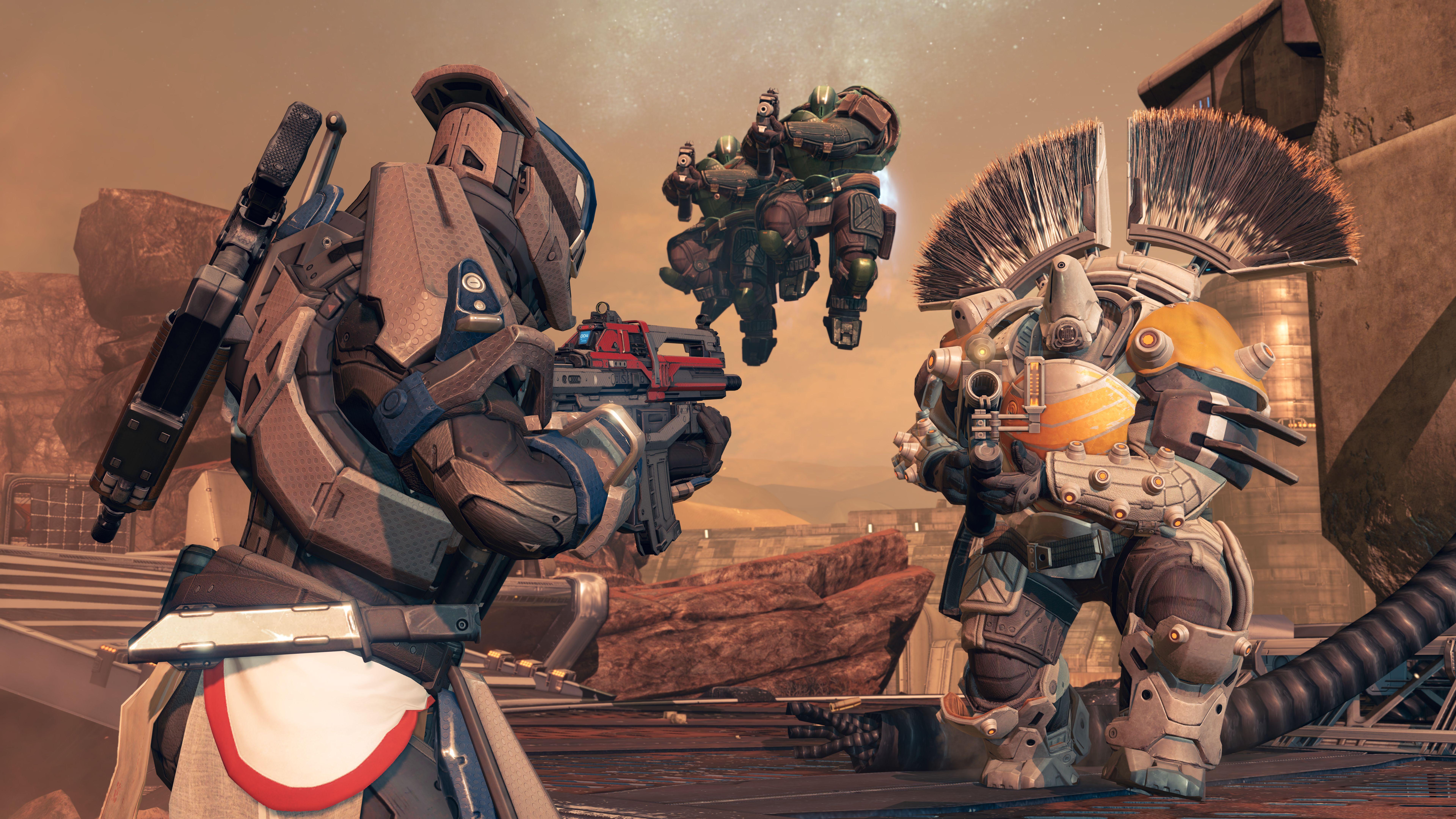 Destiny (PS4) – big on budget, low on innovation