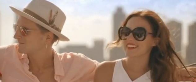 Made In Chelsea New York: Everyone's hooking up including shock couple Lucy Watson and Oliver Proudlock