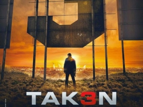 Taken 3: First movie poster featuring Liam Neeson as Bryan Mills has arrived