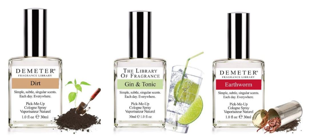 Now you can smell like a gin and tonic or, um, earthworms thanks to new perfume launch