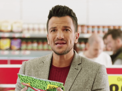 Peter Andre's cringey Iceland advert is definitely worth a watch