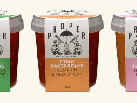 Could these gourmet baked beans costing £3.95 a pot ever be better than good old Heinz?